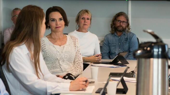 Maria Strømme er professor ved Uppsala universitet og eksternt styremedlem.