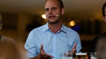 - Det er umulig at universitetene bestemmer alt når de er offentlig finansiert, mener Mimir Kristjánsson.