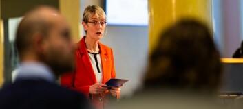 20 av 32 institusjoner vil vrake Anne Borg som ny UHR-leder