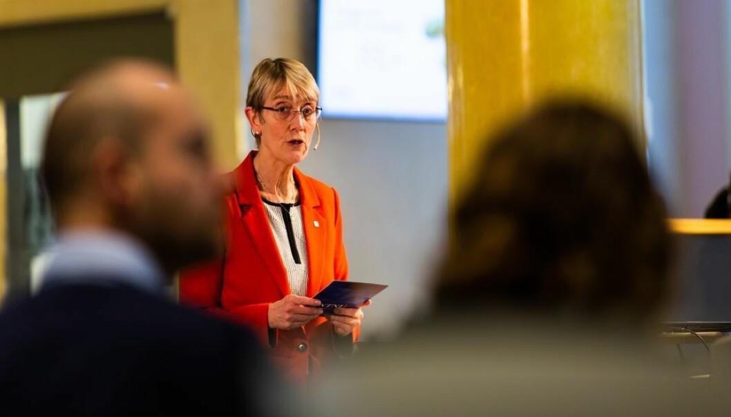 Det ligger an til kamp om ledervervene i UHR. Et flertall av medlemsinstitusjonene går for å vrake valgkomiteens innstilling på NTNU-rektor Anne Borg som ny leder.