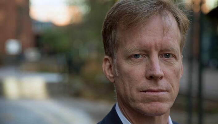 Curt Rice er rektor
