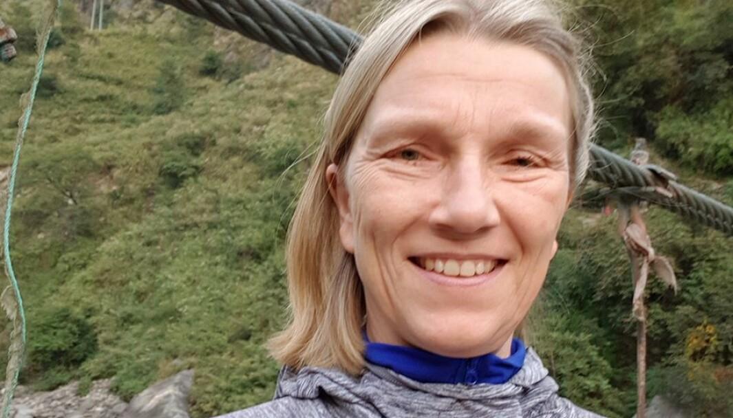 Torill Risøy er egentlig fra Lurøy, men har bodd på Nesna siden 1994. Hun liker nærheten til fjell og hav og ønsker å bli boende der..