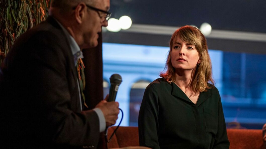 – NTNU bør utfordre mer oppover. Dere er veldig lydige overfor departementet, sa Lina Ingeborgrud.