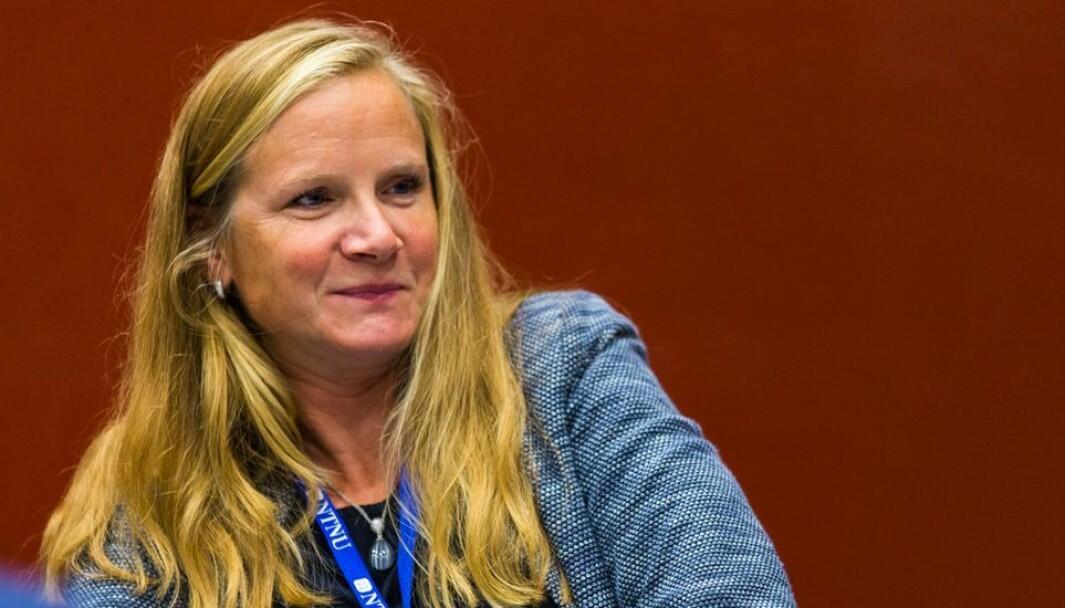 Forskningsrådets direktør Mari Sundli Tveit mener regjeringens forslag til statsbudsjett reduserer deres evne til å løse oppgavene de har foran seg.
