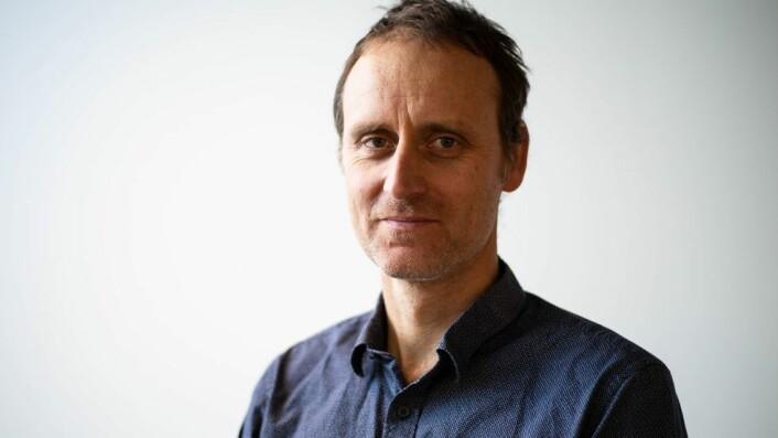 Glen Peters er forsker ved Cicero.