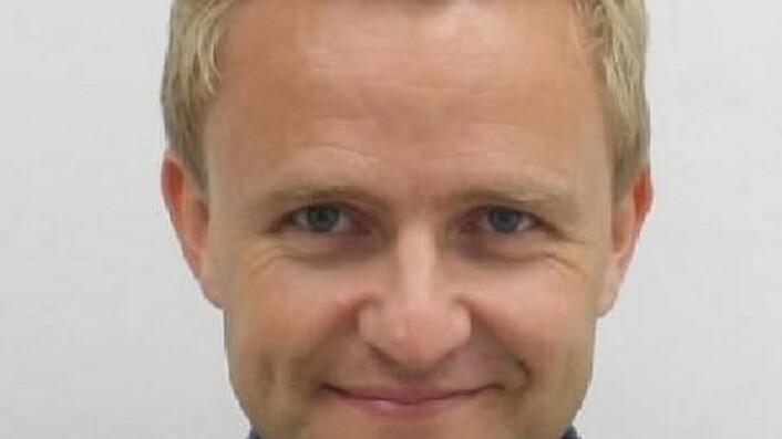 Christian Solli er miljørådgiver ved NTNU.