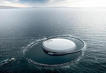 Mener Ocean Space Center bør ligge i fjorden