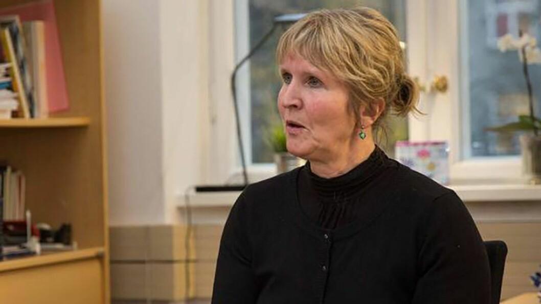 Organisasjonsdirektør Ida Munkeby har ansvaret for arbeidsmiljøarbeidet ved NTNU.
