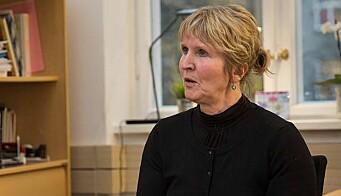 Får nye oppgaver: Ida Munkeby, organisasjonsdirektør.