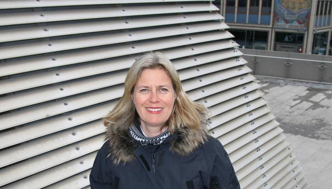 - Det er jo slik gjennomgående, i Norge som i Europa, at kvinneandelen stiger jo mer dominerende humanistiske og samfunnsvitenskapelige disipliner er ved en institusjon, mens jo mer naturvitenskap og teknologi dominerer, jo sterkere er mannsdominansen, sier Kif-rådgiver Heidi holt Zachariassen