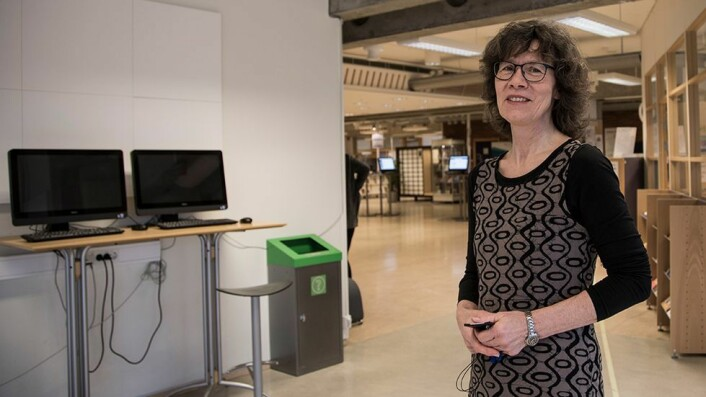Ingrid Stock er universitetslektor og gløder for akademisk skriving