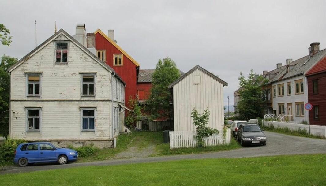 Uansett hvor slitne de måtte være; byggene på Grensen er verneverdige og politikerne i Trondheim kommune graver for å finne et alternativ til riving når NTNU skal bygge ny campus.