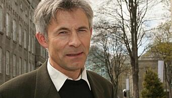 Olav Bolland er dekan ved IV-fakultetet.