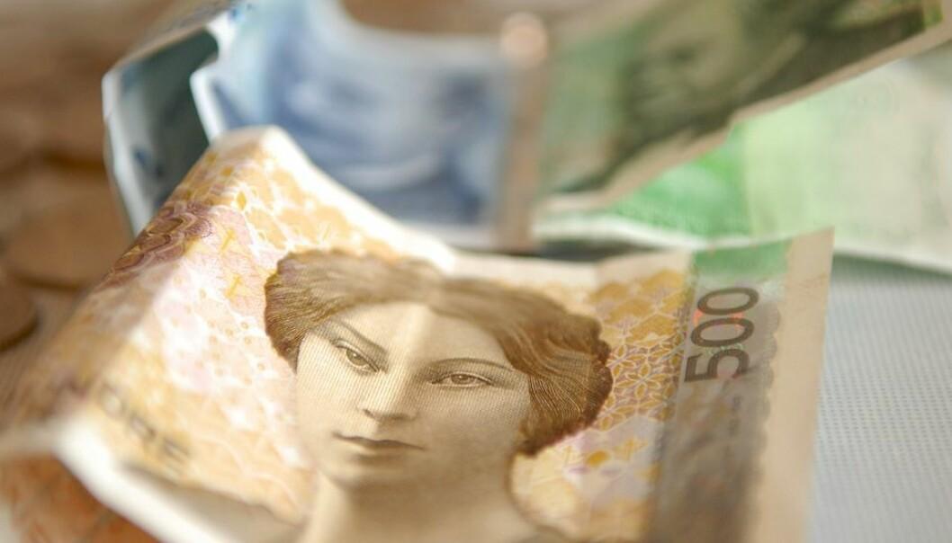 To av fem studenter oppgir ifølge NRK at de har det trangere økonomisk nå enn før pandemien.