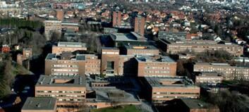Universitetet i Oslo stenges for studenter