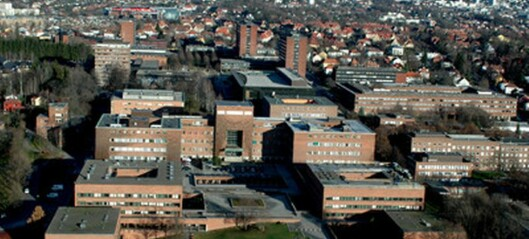 Universitetet i Oslo stenges for studenter