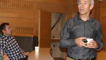 Vil fortsette: Instituttleder Olav Bolland.
