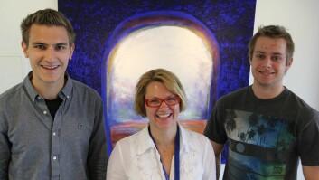 Marit Støre Valen ønsker seg en ny periode ved Institutt for bygg, anlegg og transport.