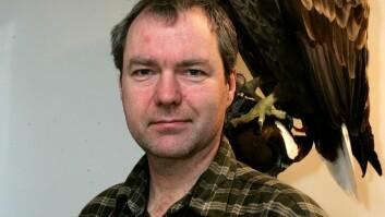 Bjørn Munro Jenssen ønsker å lede Institutt for biologi.