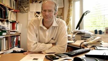 Øyvind W. Gregersen har søkt instituttlederjobben ved Institutt for kjemisk prosessteknologi.