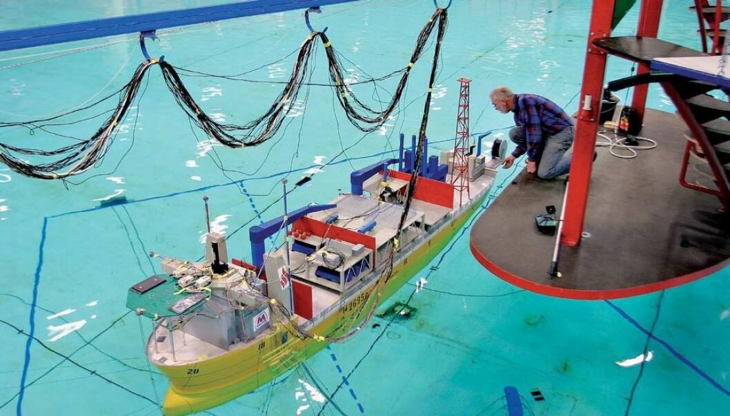 Dekan Olav Bolland og administrerende direktør Vegar Johansen skriver at det ikke er realistisk med et Ocean Space Center på Ladehammeren.