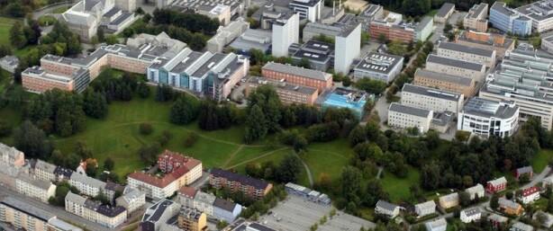 Slik foreslår NTNU å endre Grensen og Høgskoleparken