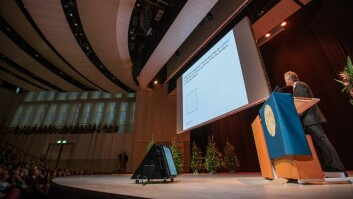 During his Nobel lecture, Edvard Moser epxlained some main findings soon to be published in Nature.