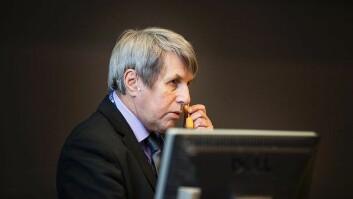 Narvik-rektor Arne Erik Holdø utfordret forsamlingen til å komme opp med en felles visjon.