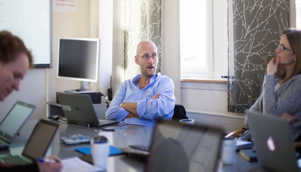 - Det er ulike områder vi nå vil jobbe mer med for at NTNU kan gå over på nye systemer med akseptabel risiko, sier prosjektleder Jens Petter Nygård