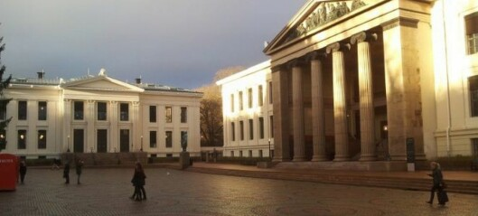 Stengte lesesaler i Oslo-regionen