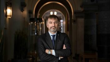 - Jeg gleder meg veldig til Starmus. Det blir fantastisk. Men det blir også viktig for meg å holde kontakten med Moedas sin stab etter dette, sier NTNUs Brussel-sjef, Massimo Busuoli.