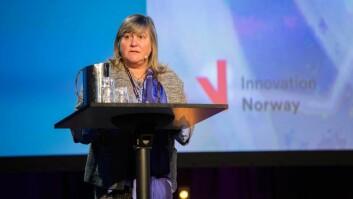 Programdirektør Maria Noel Vaeza i UN Women roste arbeidet som gjøres for likestilling i Norge.