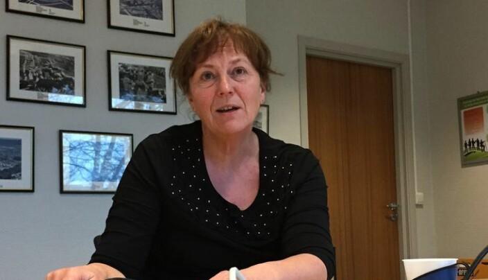 Seksjonssjef Elin Sølberg har inntrykk av at stoltheten over å jobbe for NTNU har økt.