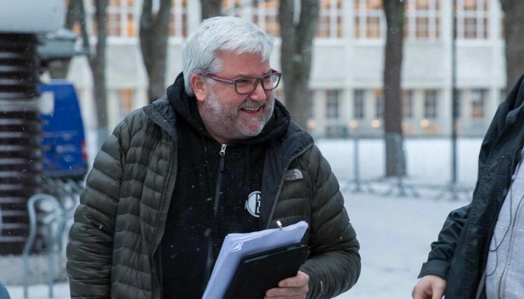 Sturla Søpstad sier han har opplevd at folk må bytte jobb på grunn av bruken av faktaundersøkelser.