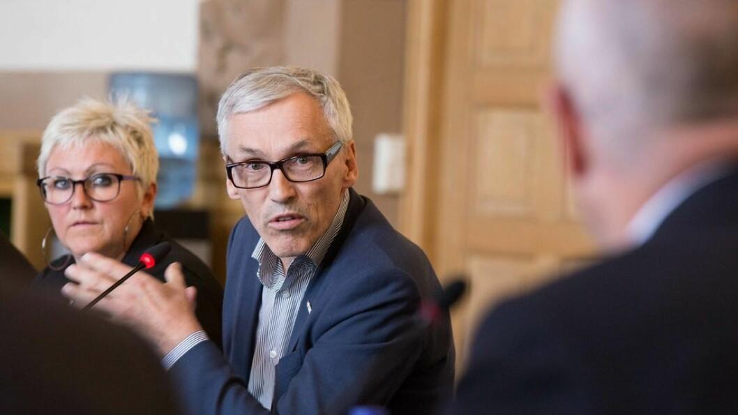 Bjarne Foss er allerede i NTNU-styret. Nå blir han prorektor.