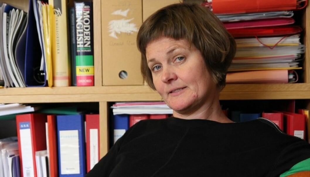 Min bekymring var først og fremst knyttet til valg av fremmedspråk som programfag i videregående skole, og særlig i enkelte regioner og fylker i landet, her under vår egen, presiserer Anne Kristine Børresen.