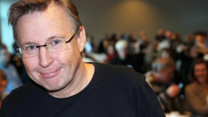 Merittert underviser: Eirik J. Irgens.