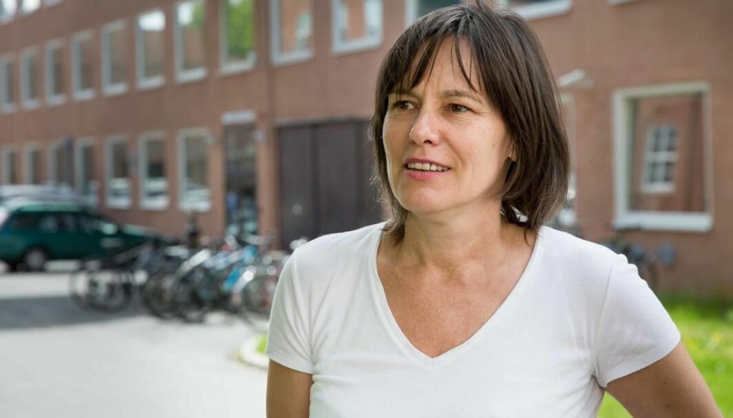 Letizia Jaccheri brenner for å få flere kvinner inn i IKT-fag: Fredag ble arbeidet hedret med en likestillingspris.