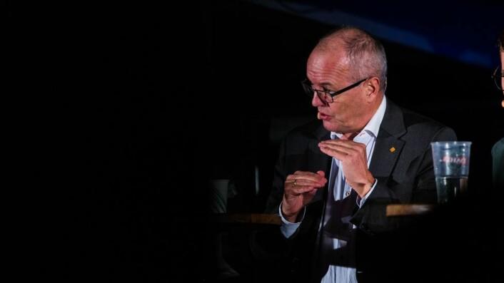 Gunnar Bovim debatt #metooakademia bodegaen