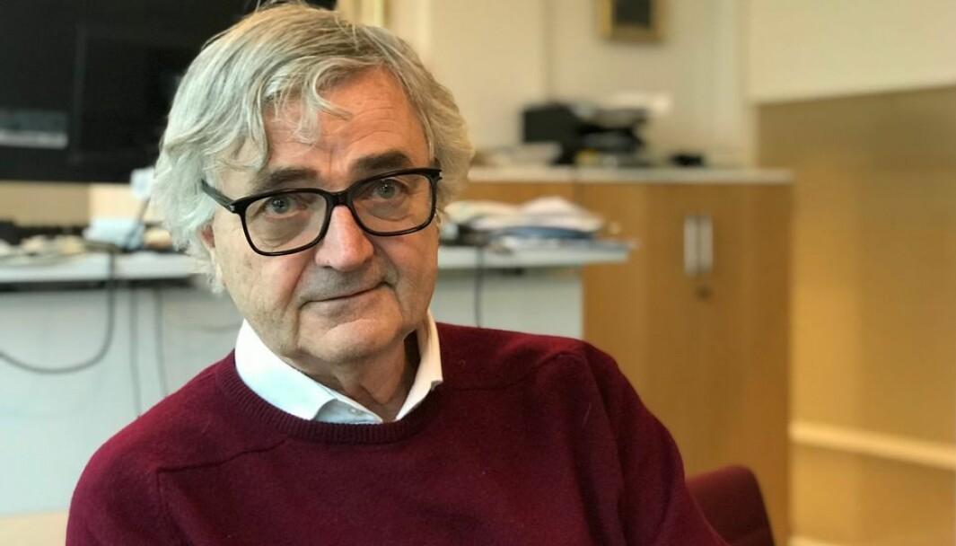 Petter Aaslestad er professor ved NTNU og tidligere leder i Forskerforbundet. Blir han nytt eksternt medlem i Nord-styret?