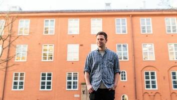 Leder for Studenttinget NTNU, Sindre Alvsvåg, mener at man kan dra nytte av å være eldre før man begynner studiene.