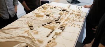 Fakultet for arkitektur og design har ansatt nye ledere