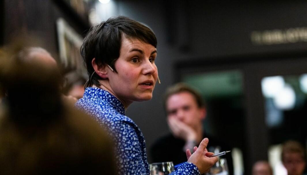 Stine Helena Bang Svendsen mener loven gir Marlen Devold rett i sitt innlegg.