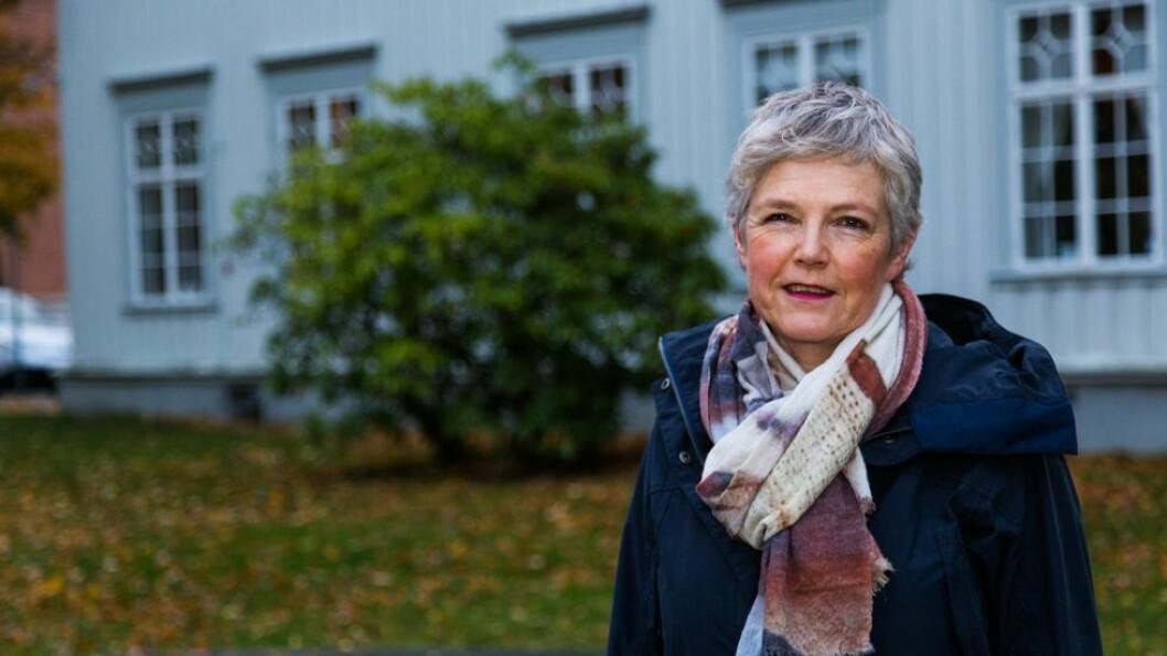 Marit Reitan er dekan ved Fakultet for samfunns- og utdanningsvitenskap