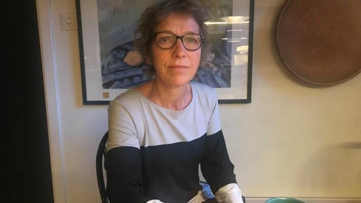Berit Berg er professor ved Institutt for sosialt arbeid.