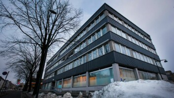 Det eksisterende bygget i Elgeseter gate 10 skal rives for å gjøre plass til et nytt bygg.