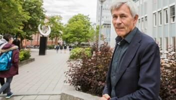Olav Bolland er dekan ved Fakultetet for ingeniørvitenskap, som blir vertsfakultetet til Ocean Space Centre.
