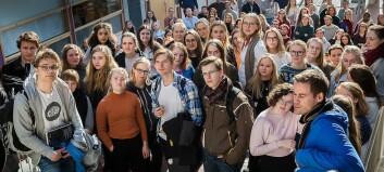 Kjønnspoeng ga 17 menn studieplass på psykologi
