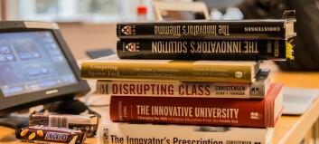Studenttinget foreslår mer engelsk undervisning og pensum i ny internasjonal plattform
