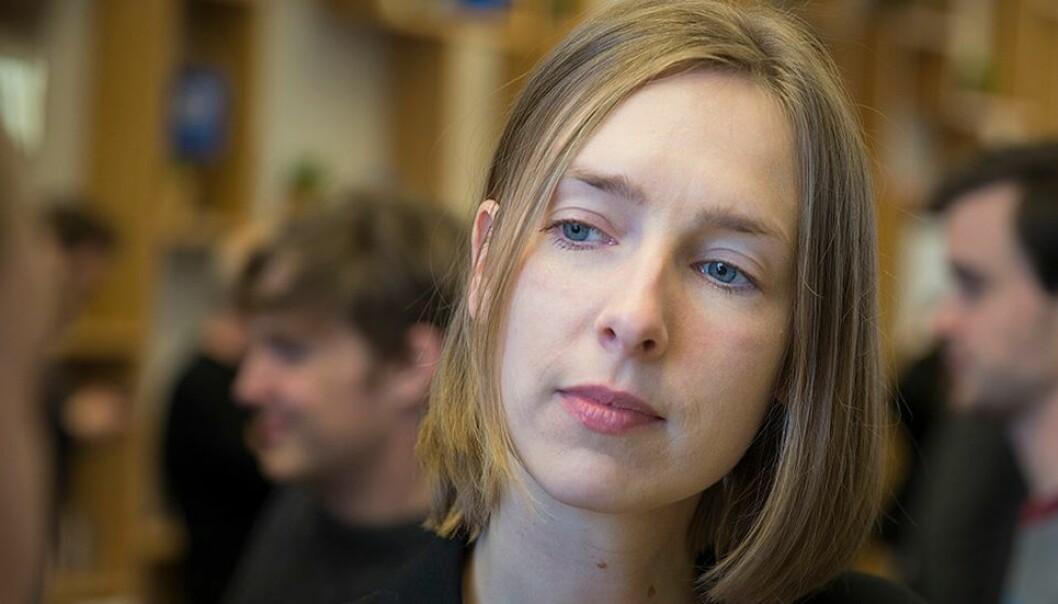 Næringsminister Iselin Nybø (V) gir mest til NTNU, som får 16 millioner kroner.